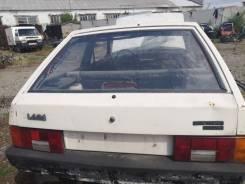 Крышка багажника Лада 2108 1987
