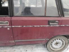 Дверь боковая Лада 2104 1996, левая задняя