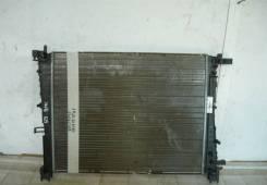 Радиатор охлаждения ДВС Renault Duster