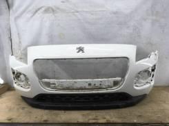 Бампер Peugeot 3008, передний