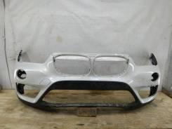 Бампер BMW X1, передний