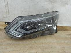 Фара LED Nissan Qashqai, левая передняя