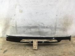 Юбка бампера Genesis G70, задняя