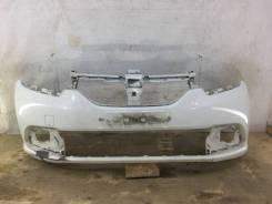Бампер Renault Logan, передний