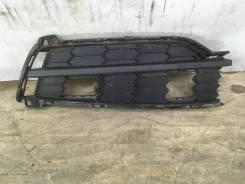 Решетка в бампер Skoda Karoq, правая передняя