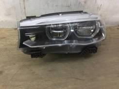 Фонарь LED BMW X6, X5, левый передний