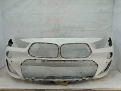 Бампер BMW X2, передний