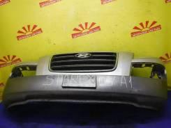 Бампер передний Hyundai Starex A1 D4CB 2006 год 865124A600 865114A400 865134A400 863004A910 865614A600