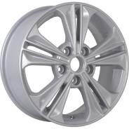Колесный диск KHW1603 (ZV16_Jetta) 6x16/5x112 D57.1 ET50 F_silver Khomen