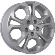 Колесный диск KHW1711 (17_Arkana/Kapтur) 6.5x17/5x114.3 D66.1 ET50 F_silver Khomen