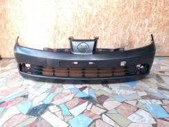 Бампер Nissan Tiida 04-07год RHD