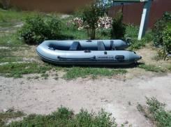 Продам пвх лодку