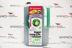 Антифриз Totachi Super LONG LIFE Coolant Green -40°C 5л