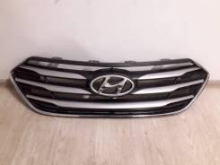 Решетка радиатора Hyundai Santa Fe 863512WAA0