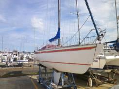 Яхта круизная Yamaha 33
