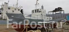 Маломерное судно (сталь) МР-С (Т) - Срочно!