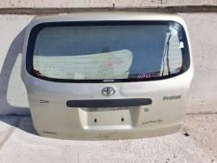Задняя дверь багажника (5-я) Toyota Probox NCP50V NCP51V NCP52V