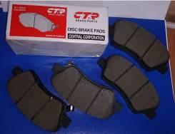 Колодки тормозные дисковые задние KIA Magentis 01>, Hyundai Sonata 2.0
