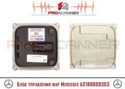 Блок управления фар Mercedes A2189009303