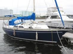 Яхта круизная из Японии Hayashi 28