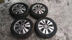 Колесо Комплект Колес В Сборе Bridgestone 205/60R16