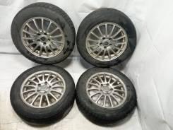 Колесо Комплект Колес В Сборе Bridgestone Blizzak 205/60R16