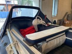 Продам лодку Solar 420+Yamaha 30 + прицеп