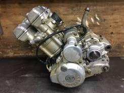 Двигатель (электростартерный)LX250DE на Kawasaki KLX250, D tracker
