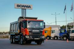 Scania P380B6X4HZ, 2021