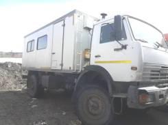 Фургон 637110 шасси Камаз-4326 М262АУ186 2012г.