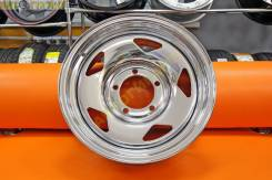Комплект новы стальных дисков R16 5*139.7 ХРОМ