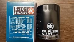 Фильтр масляный VIC Япония C-101. Цена 400р.