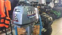 Лодочный мотор Sea Pro T 5S бу