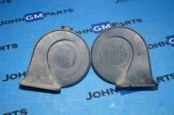 Сигнал звуковой комплект 89046916 89046917 Chevrolet Tahoe