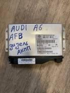 Блок управления АКПП Audi A6 2000г. 4B0927156B