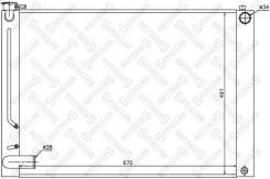 Радиатор ДВС Stellox 1025363SX Toyota / Lexus