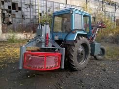 Фреза для вырезания люков на трактор МТЗ