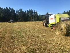 Claas Rollant 250, 2005