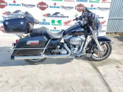 Harley-Davidson Electra Glide, 2012