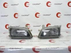Фара Toyota Caldina 01.1996 - 08.1997 [8117021060] ST191 3SFE, левая
