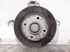 Диск тормозной Peugeot 207 2010 [424932] 1.6, задний