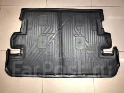 Модельный коврик в багажник для Toyota Land Cruiser 200 7 мест