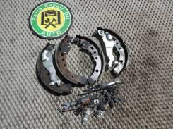 Колодки тормозные задние Toyota Ractis, Allion, Wish -20% на установку