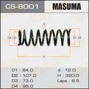"""Пружина подвески """"Masuma"""" rear Escudo/ TD01W"""