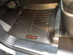 Модельные 3D авто коврики Kamatto для Toyota Land Cruiser 200