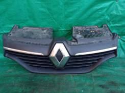 Решетка радиатора Renault Logan II Рено Логан 2