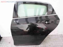 Дверь задняя левая Chevrolet Malibu IX 2017 (Седан)