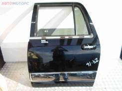 Дверь задняя левая Lincoln Navigator III 2007 - 2014 2008 (Джип)