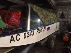 Лодка Воронеж с мотором Yamaha 30