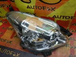 Фара Toyota Ractis SCP100 2008 2SZFE 52-189 пер R, правая передняя